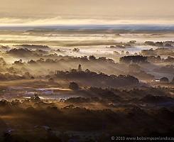 Dawn Rays