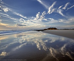 Pincushion reflections