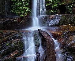 Upper Summit Falls